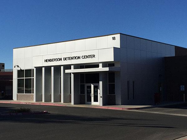 Bail Bonds Henderson Detention Center