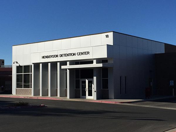 Henderson Detention Center