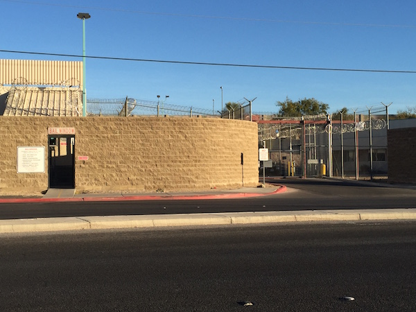 DUI Bail Bonds Las Vegas Detention Center