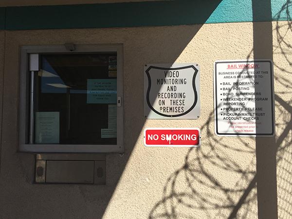 Bail Bonds Las Vegas Detention Center